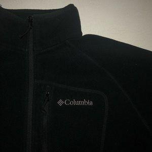 Black Columbia Fleece